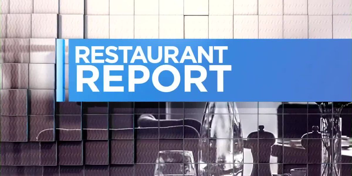 Restaurant Report - Nacogdoches - 11/29/18