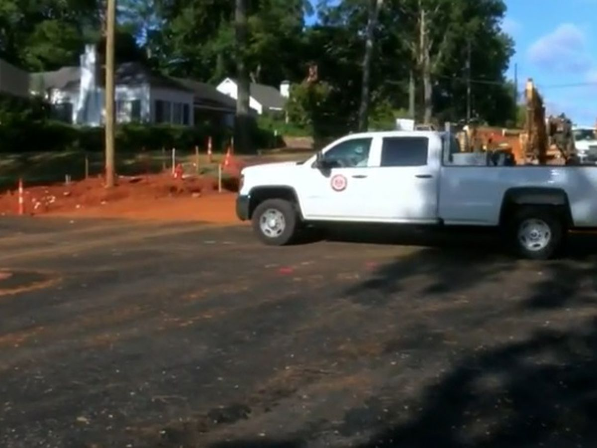 Austin-Raguet street intersection opens in time for first day of school
