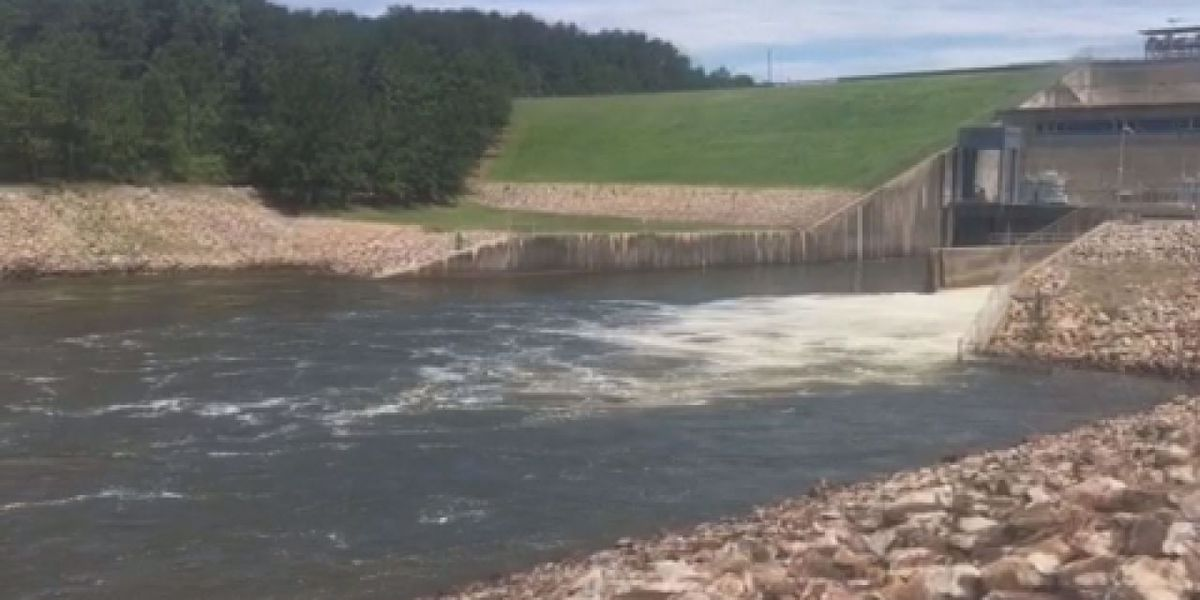 Engineers increase amount of floodwater released from Sam Rayburn Reservoir