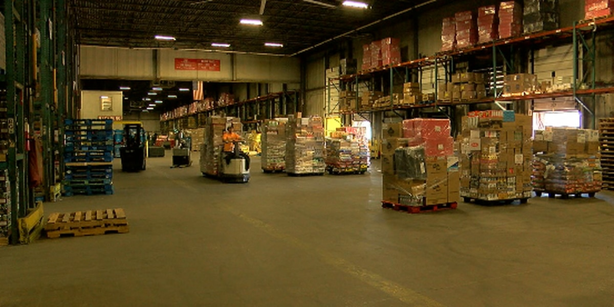 Brookshire Brothers keeping supplies distributed to stores