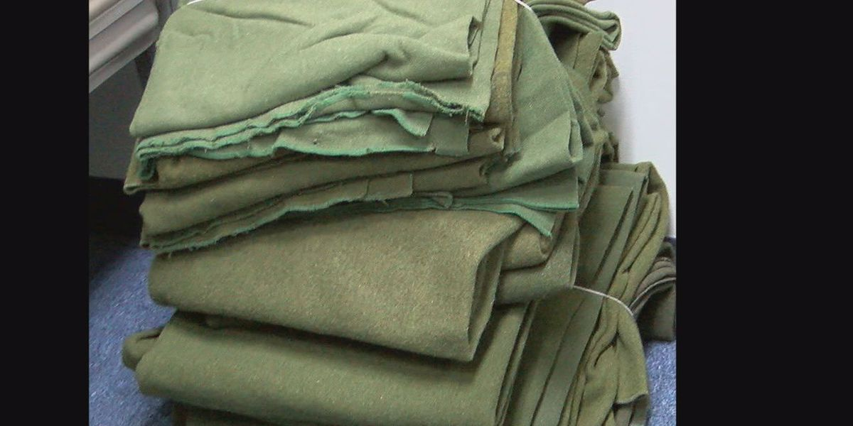 Angelina County residents stay warm through donated blankets