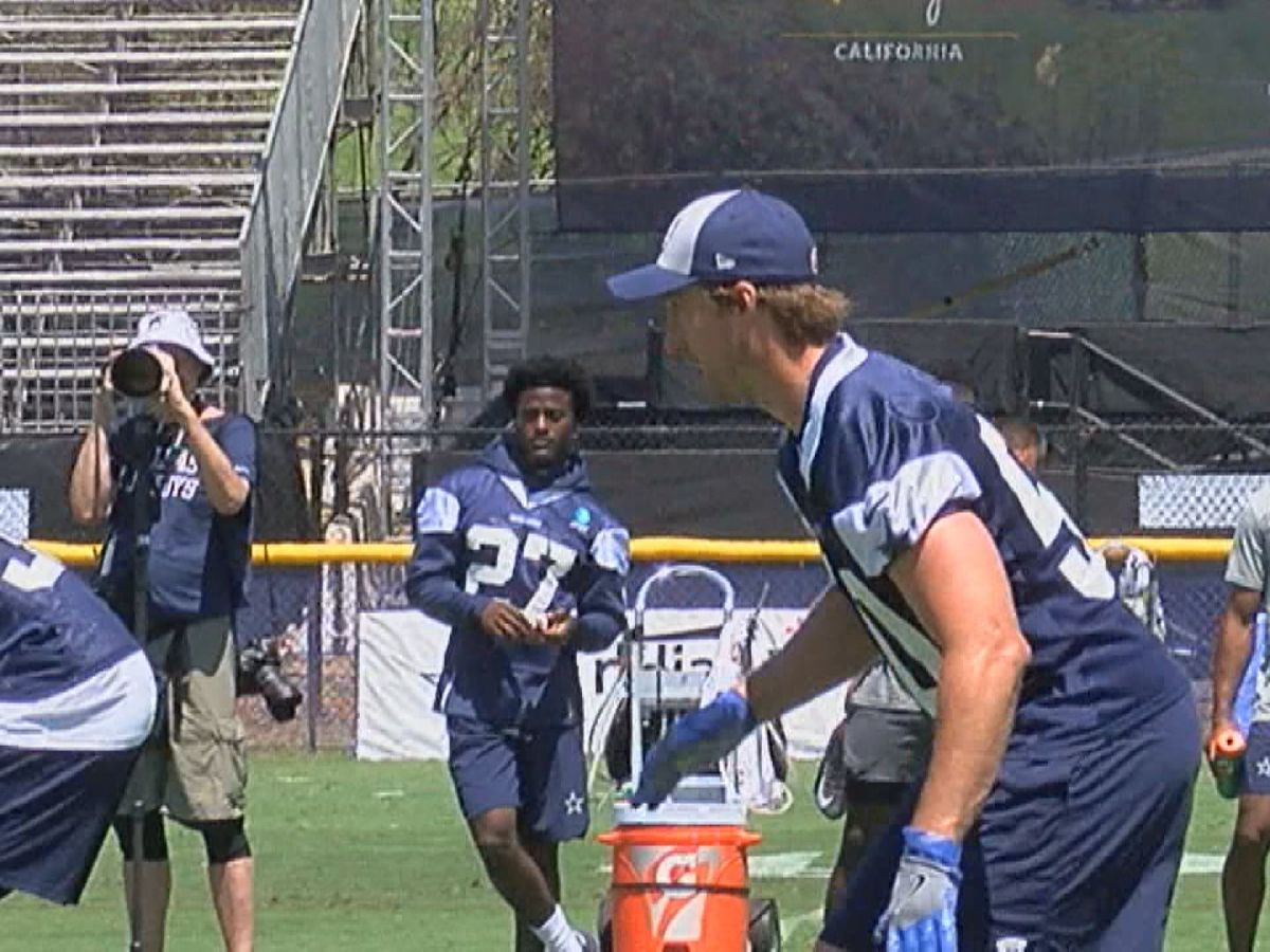 Garrett not satisfied with Cowboys as first preseason game approaches