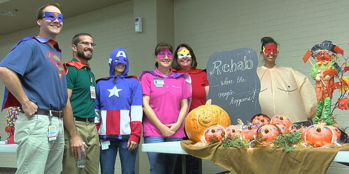 CHI Memorial staff show off pumpkin carving skills