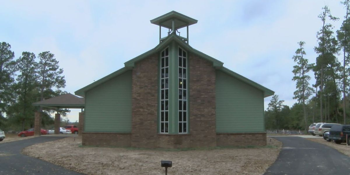 From the ground up: Ryan Methodist Church has completed new chapel