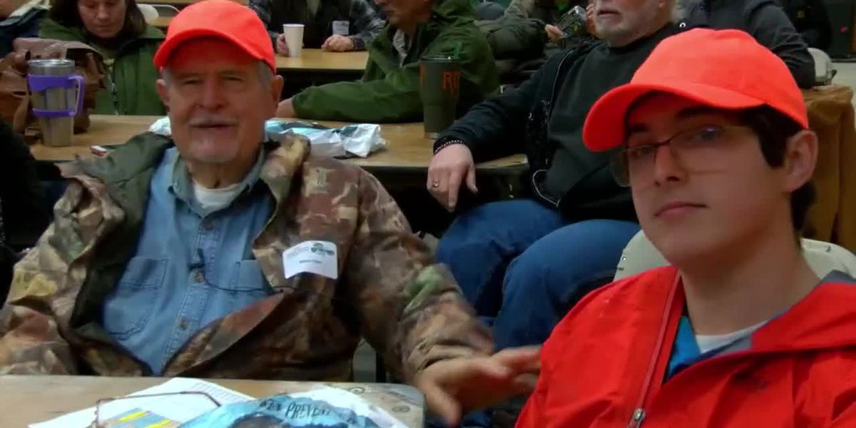 Angelina Wheelin' Sportsman provides good memories for hunters with special needs