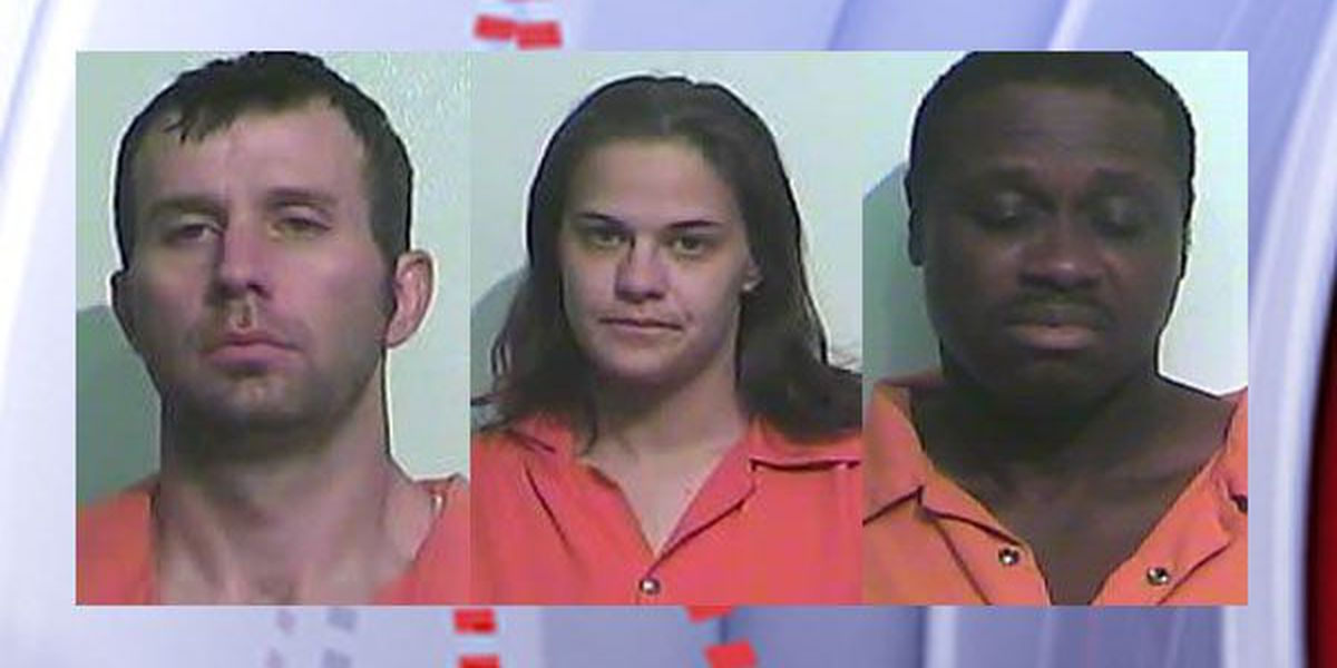 Shelby County affidavit: Suspects conspired to beat, strip, rob victim