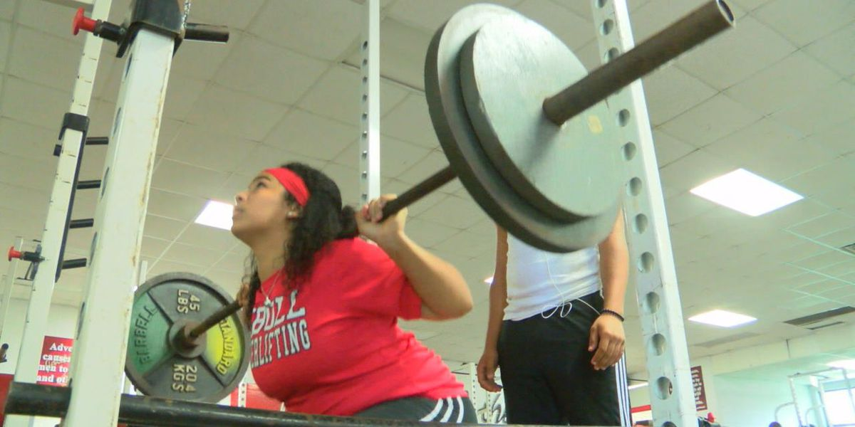 East Texas girls powerlifters thrive on pushing boundaries as they grow their sport