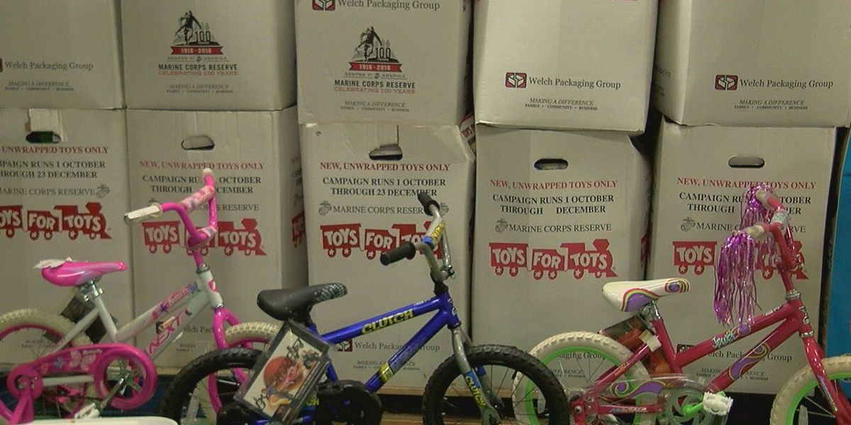 Lufkin Detachment Marine Corps League in need of collection box sites for Toys for Tots program