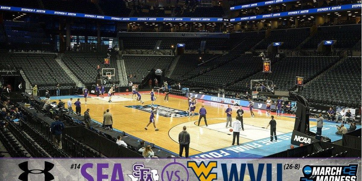 Defensive-Minded Squads Lock Horns as 'Jacks Battle West Virginia in Opening Round of NCAA Tourney