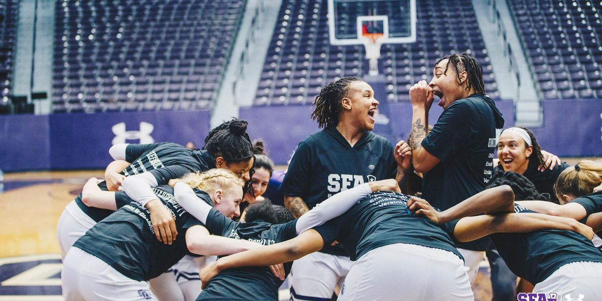 SFA surges late to beat Central Arkansas Monday afternoon