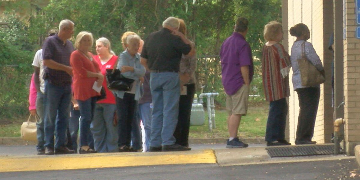 East Texas voters come out in record numbers