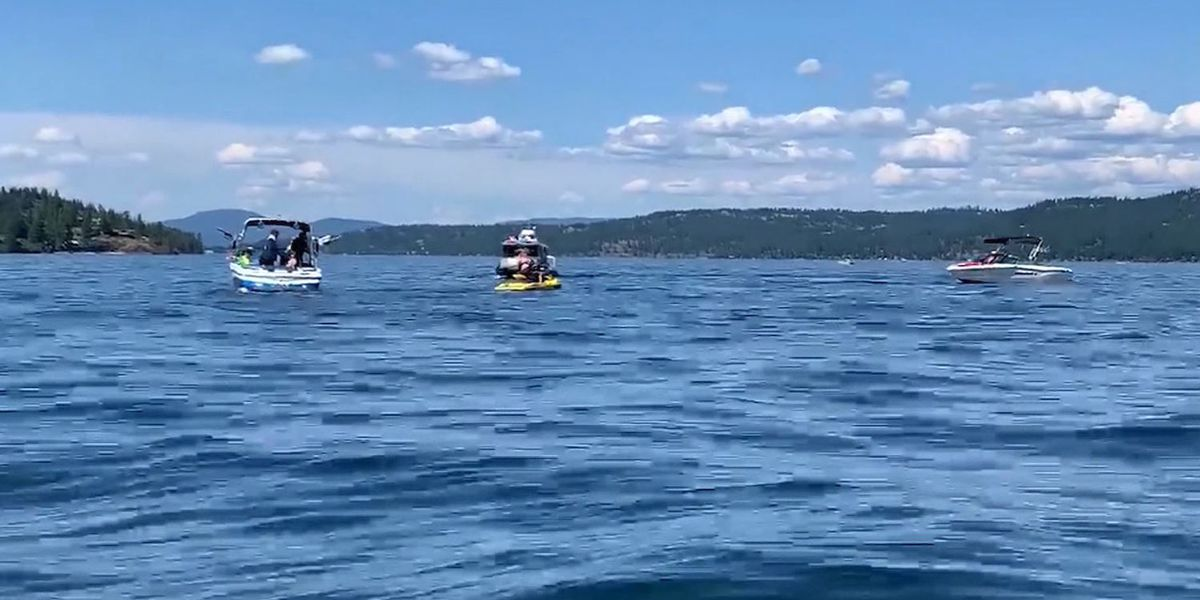 Sheriff: At least 2 killed in plane collision at Idaho lake