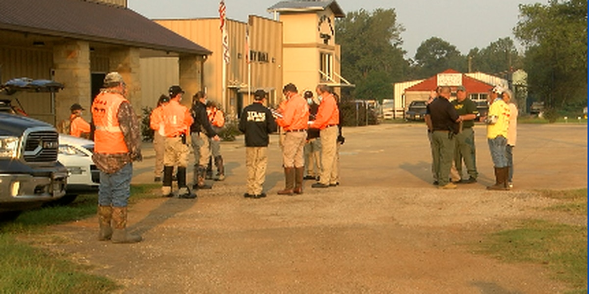 'East Texas for the Missing' provides search teams for baby; father uncooperative