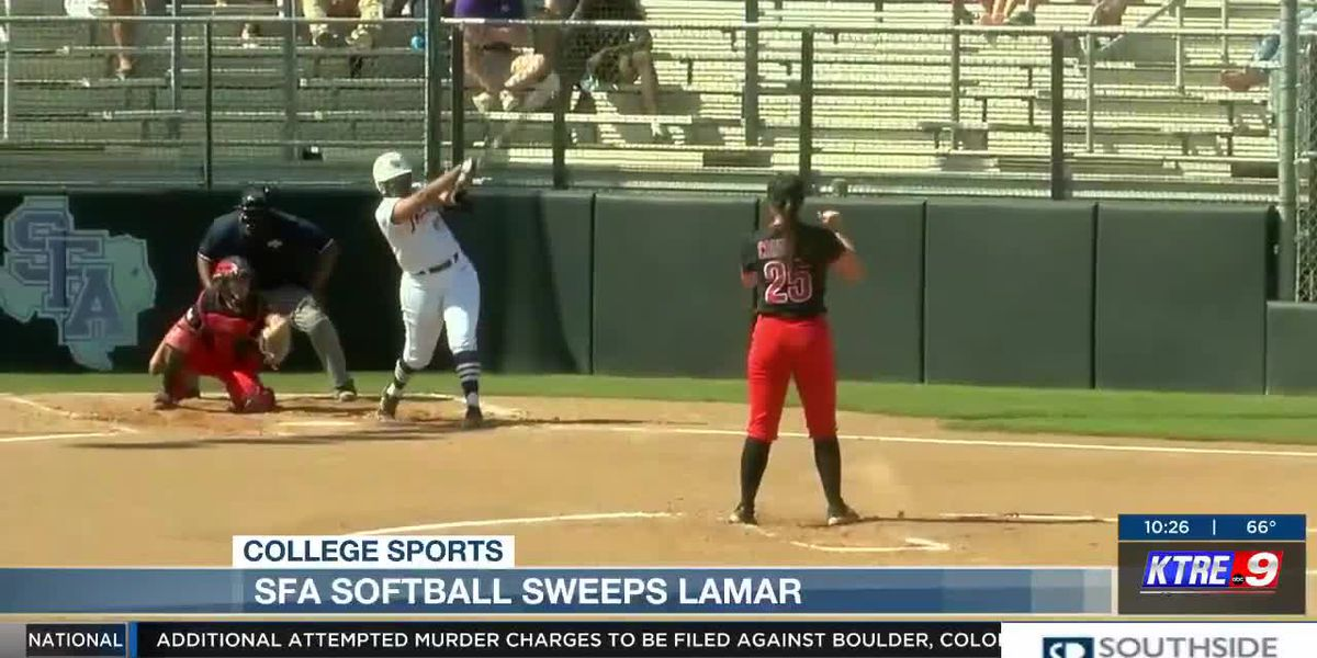 SFA picks up big wins in Friday sports action