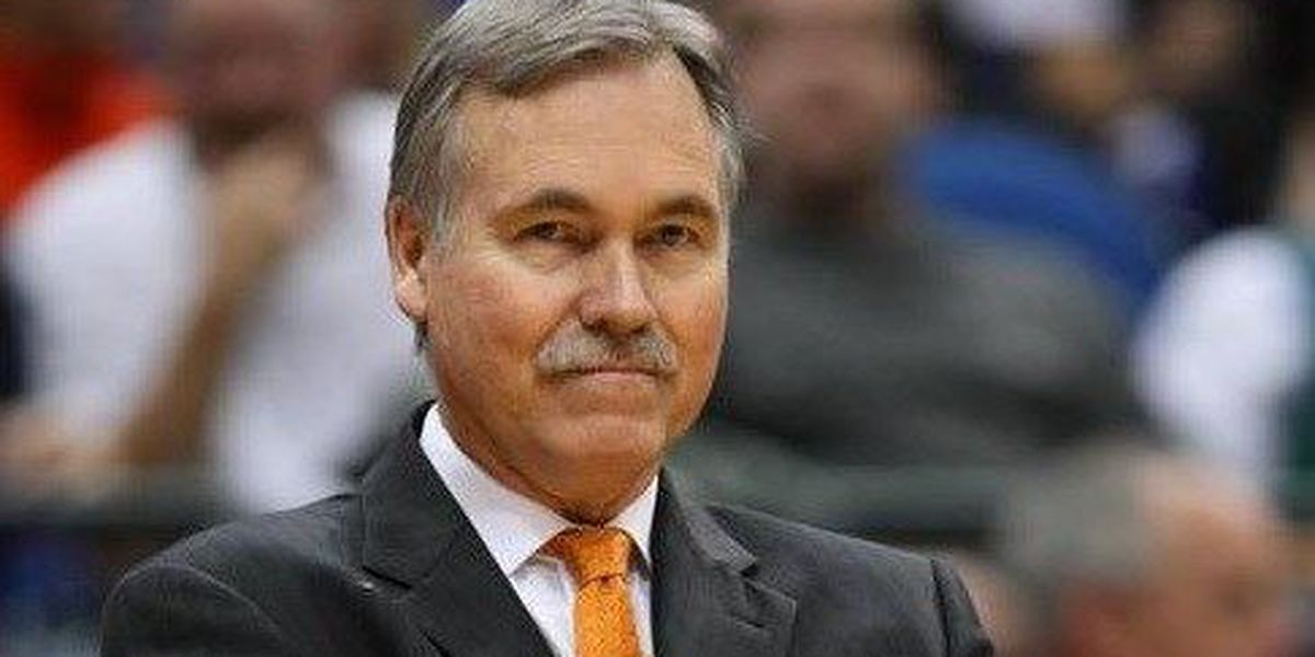 Houston Rockets expected to hire Mike D'Antoni as head coach