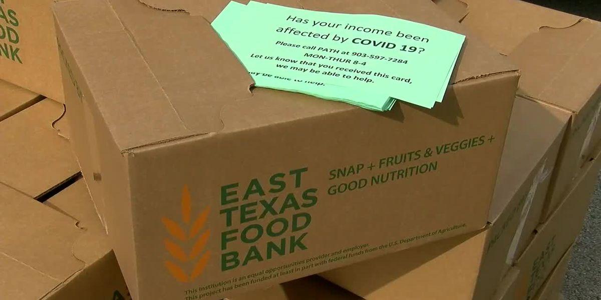 East Texas Food Bank receives $1.89 million grant