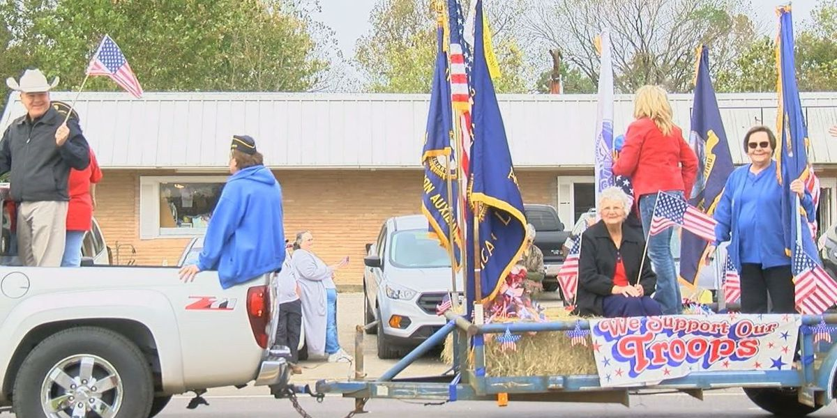 Huntington Veteran's Day parade brings together multiple cities