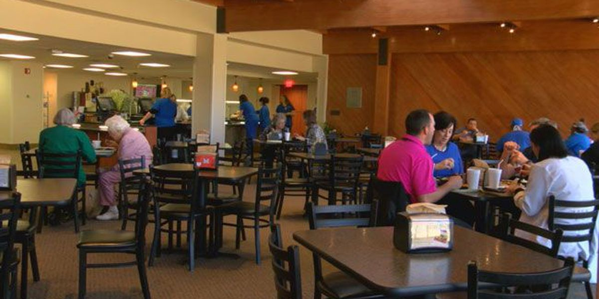 Nacogdoches Memorial opens its new Bright Cafe