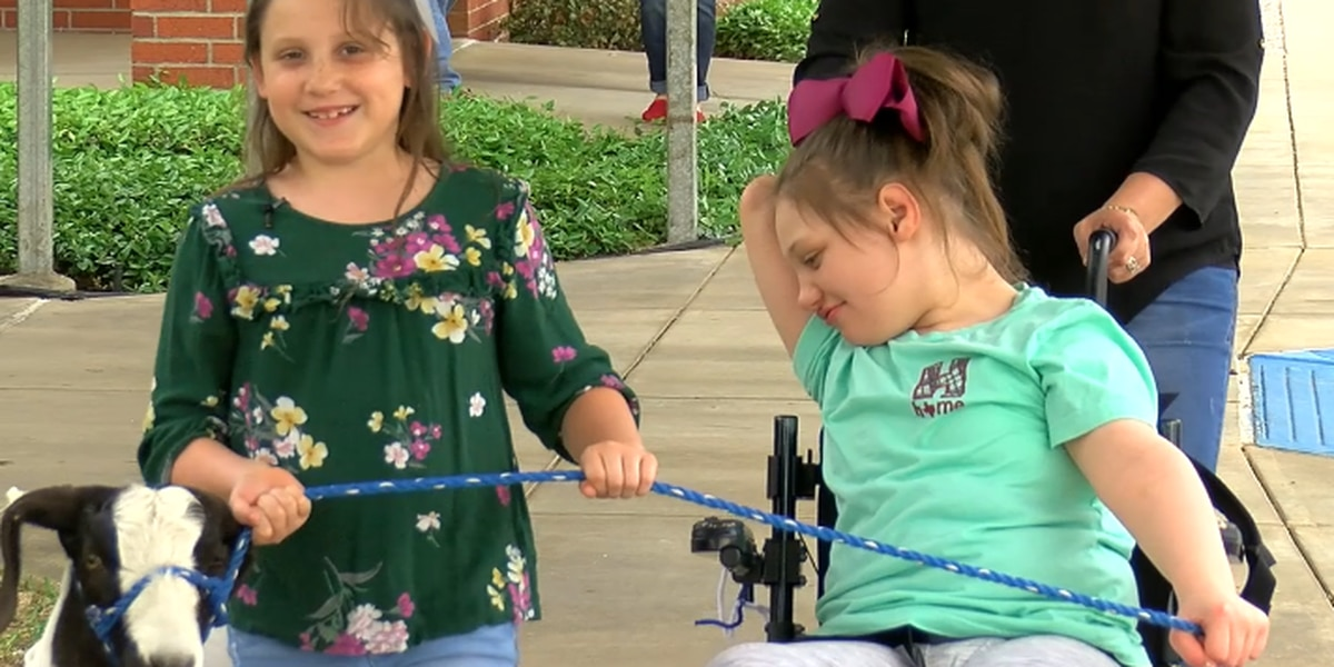 Angelina County Fair offers first-time showcase opportunity for special need participants