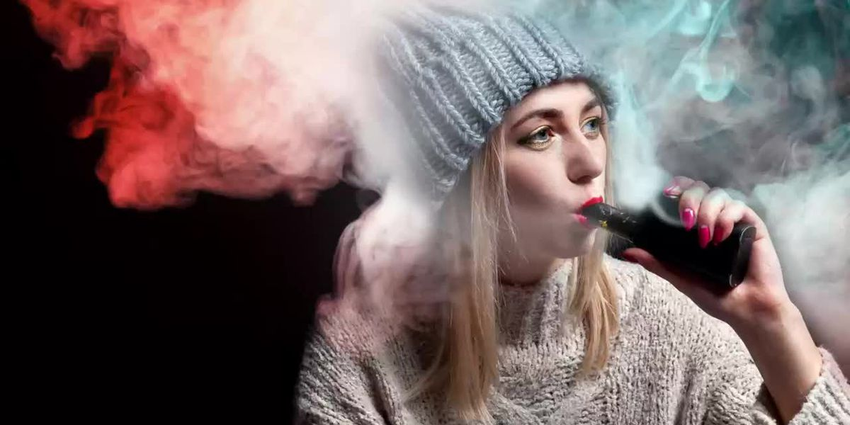 New study shows vaping linked to marijuana use in young people