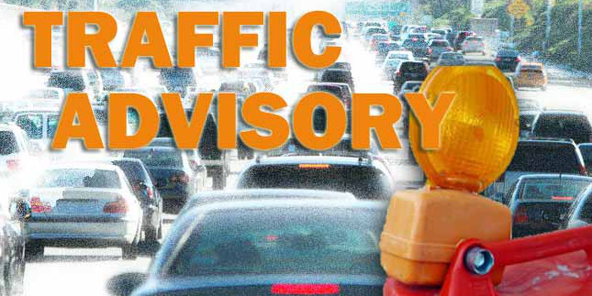 TRAFFIC ALERT: Traffic backed up approximately 3 miles near Corrigan