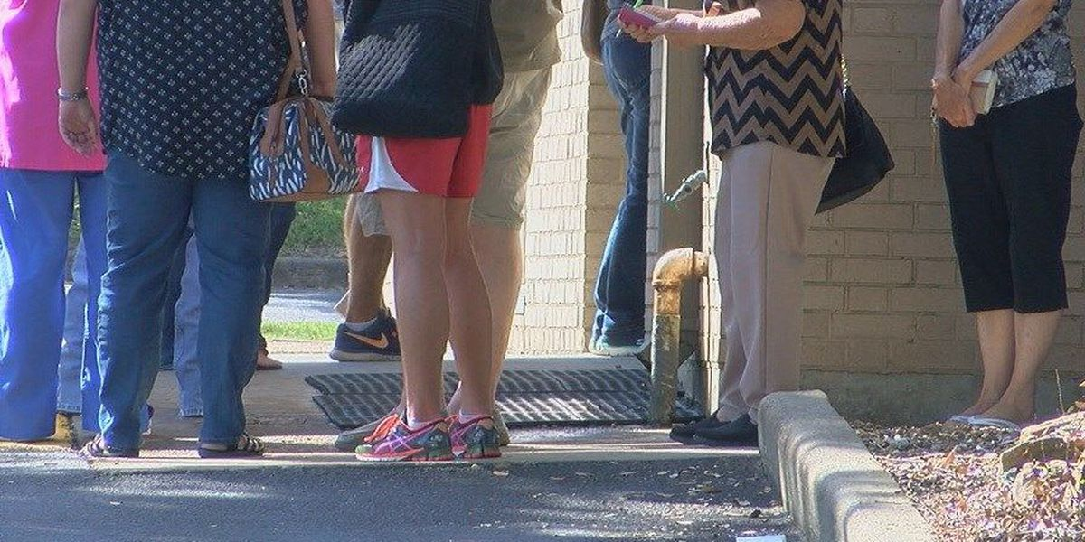 Nearly 15K East Texans come out during first week of early voting