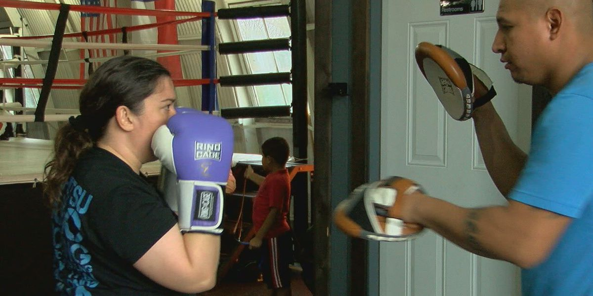 Survivors: Lufkin woman uses martial arts to help her health