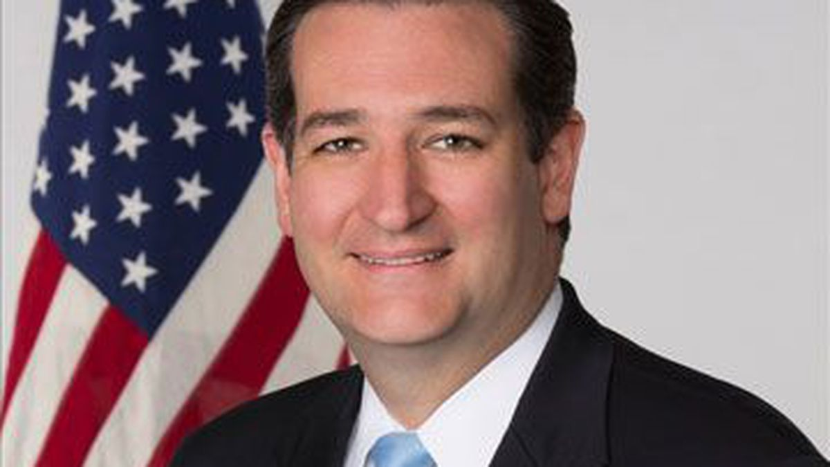 Senator Ted Cruz cancels Tuesday visit to Lufkin, Nacogdoches