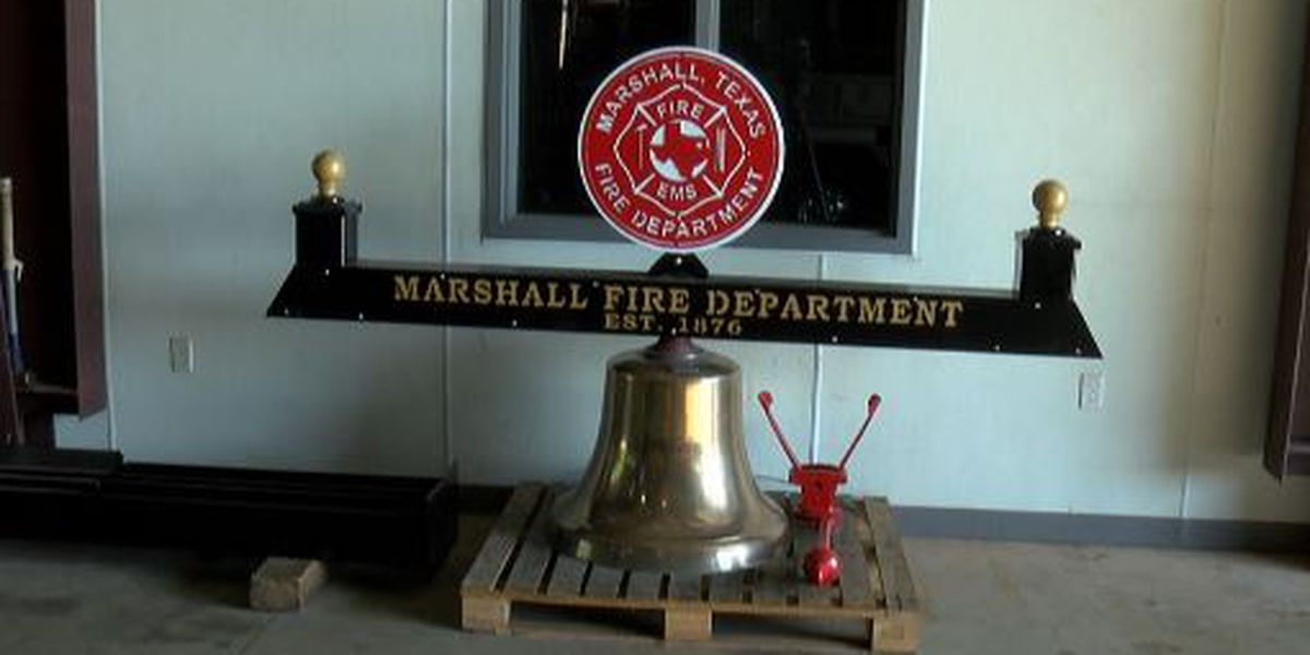 Marshall Fire Department seeking donations to restore historic alarm bell
