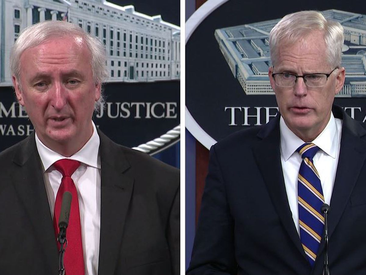 Trump administration officials to testify on Jan. 6 riots