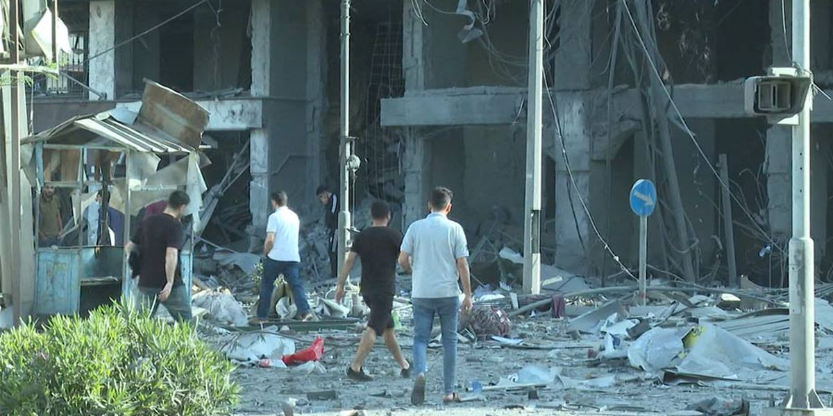 Dozens killed in Mideast conflict that recalls 2014 Gaza war