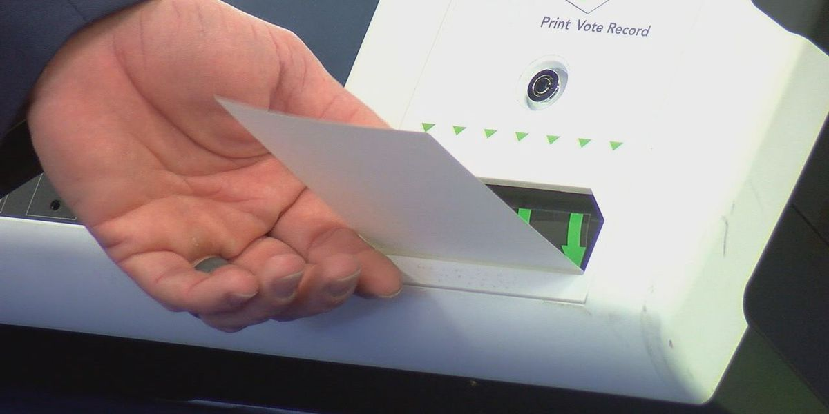 Know before you go: Voting begins with finding your ballot box