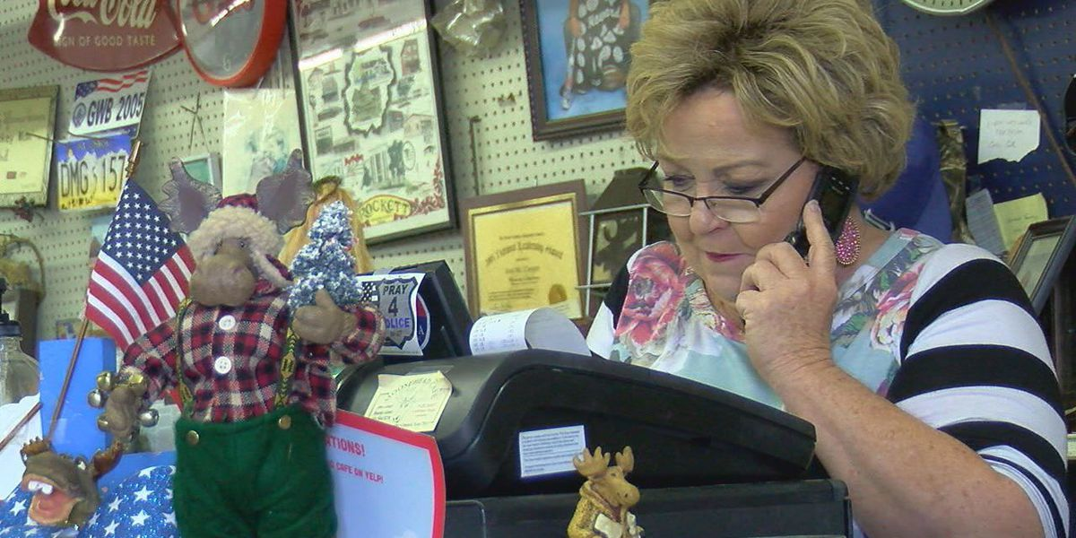 Business owner becomes first female mayor of Crockett