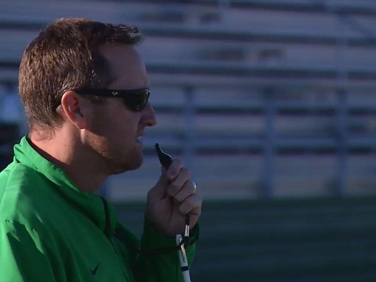 Canton hires Casey Hubble as athletic director, head football coach