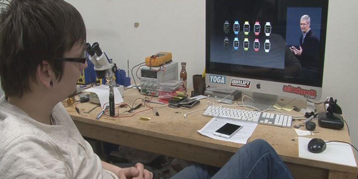Lufkin's Screen Geeks reacts to new Apple Watch