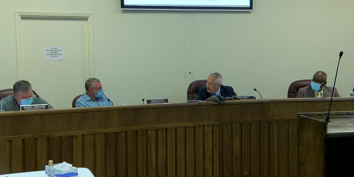 Angelina County Commissioners begin developing job description for unit road system supervisor