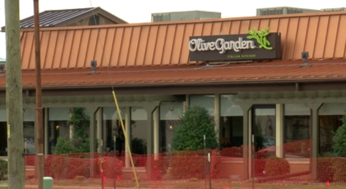 Olive Garden Manager No Longer Working At Company After Alleged