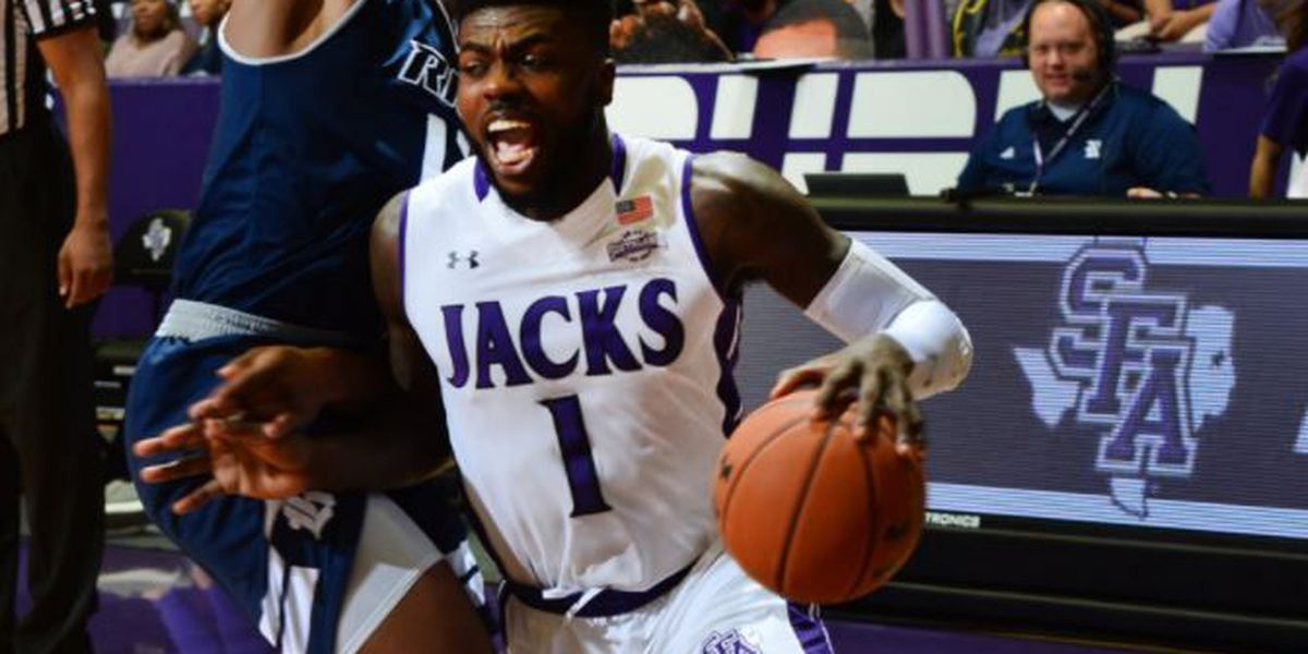 SFA's Harris and Parker named to Southland Conference All-Academic teams