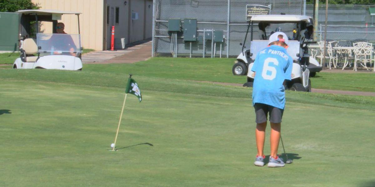 Lufkin Jr. golfers preparing for sectional qualifier