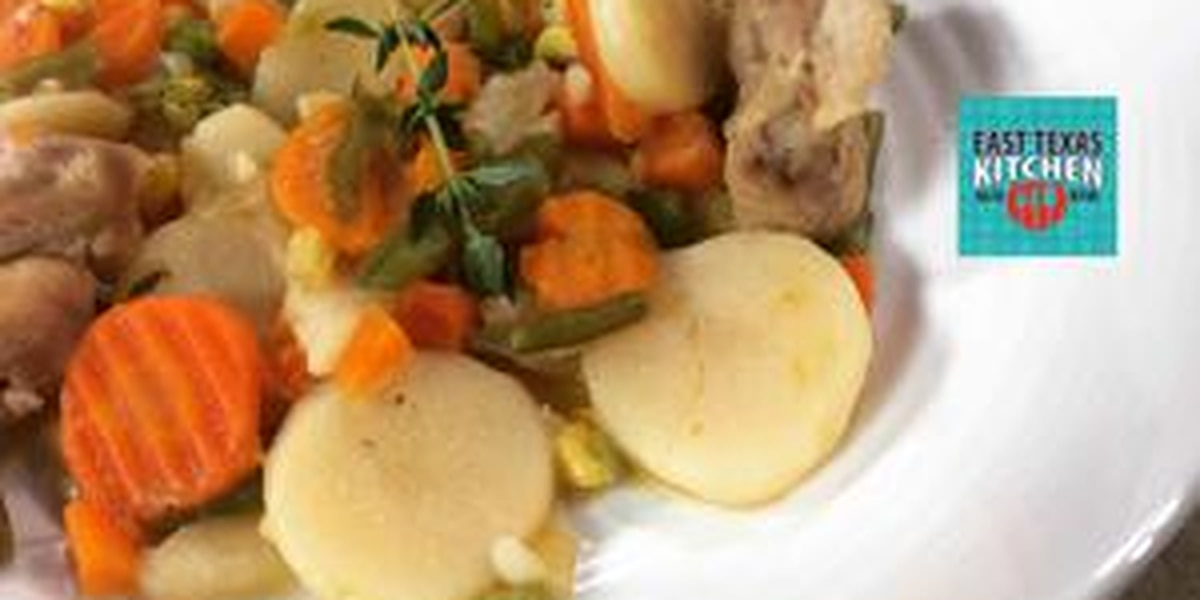 East Texas Kitchen: One-Pot Chicken Stew