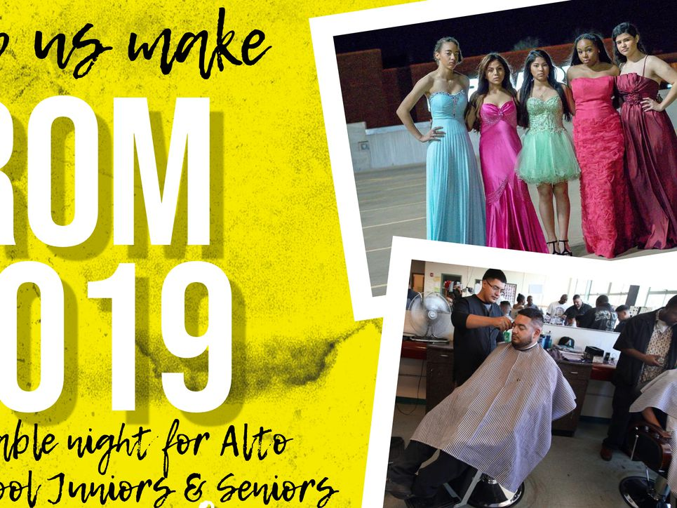 Foundation teams up with community businesses to donate prom night essentials to Alto students