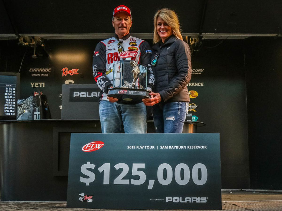 FLW Champion crowned on Rayburn