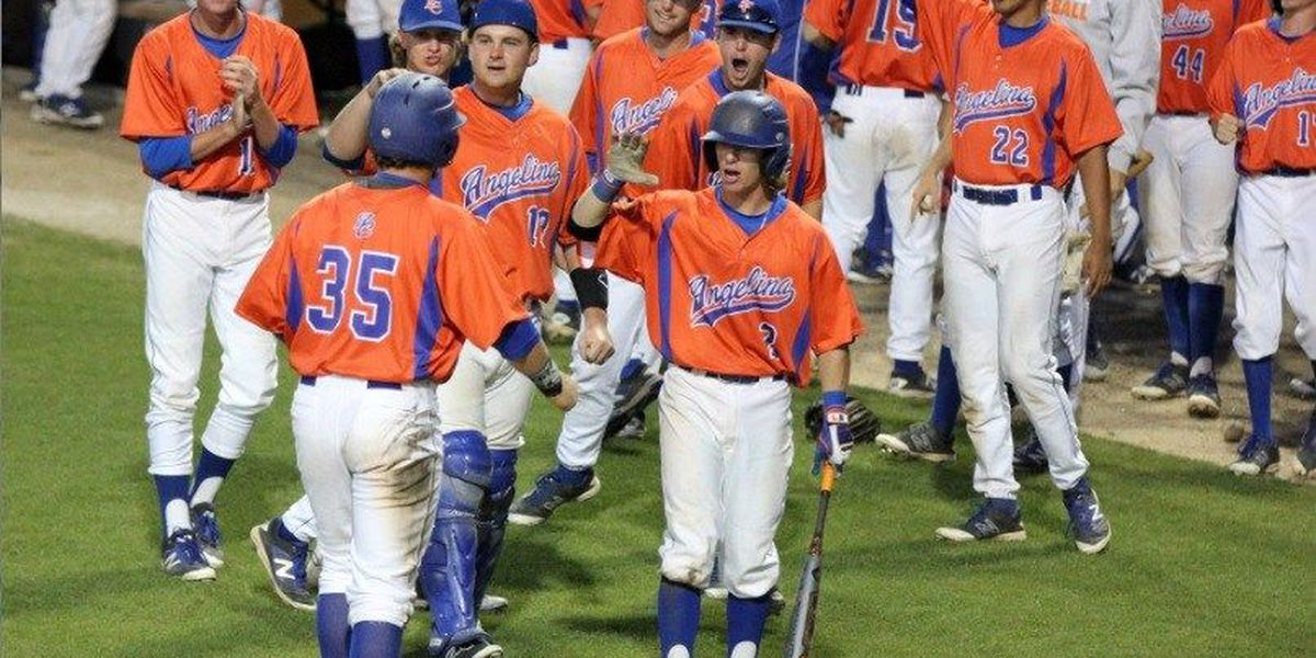 Angelina College Roadrunners closing out regular season at home with Paris series