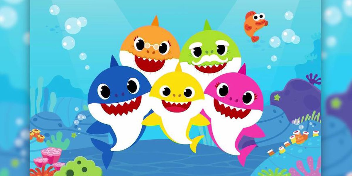 City hopes 'Baby Shark' song will drive homeless away