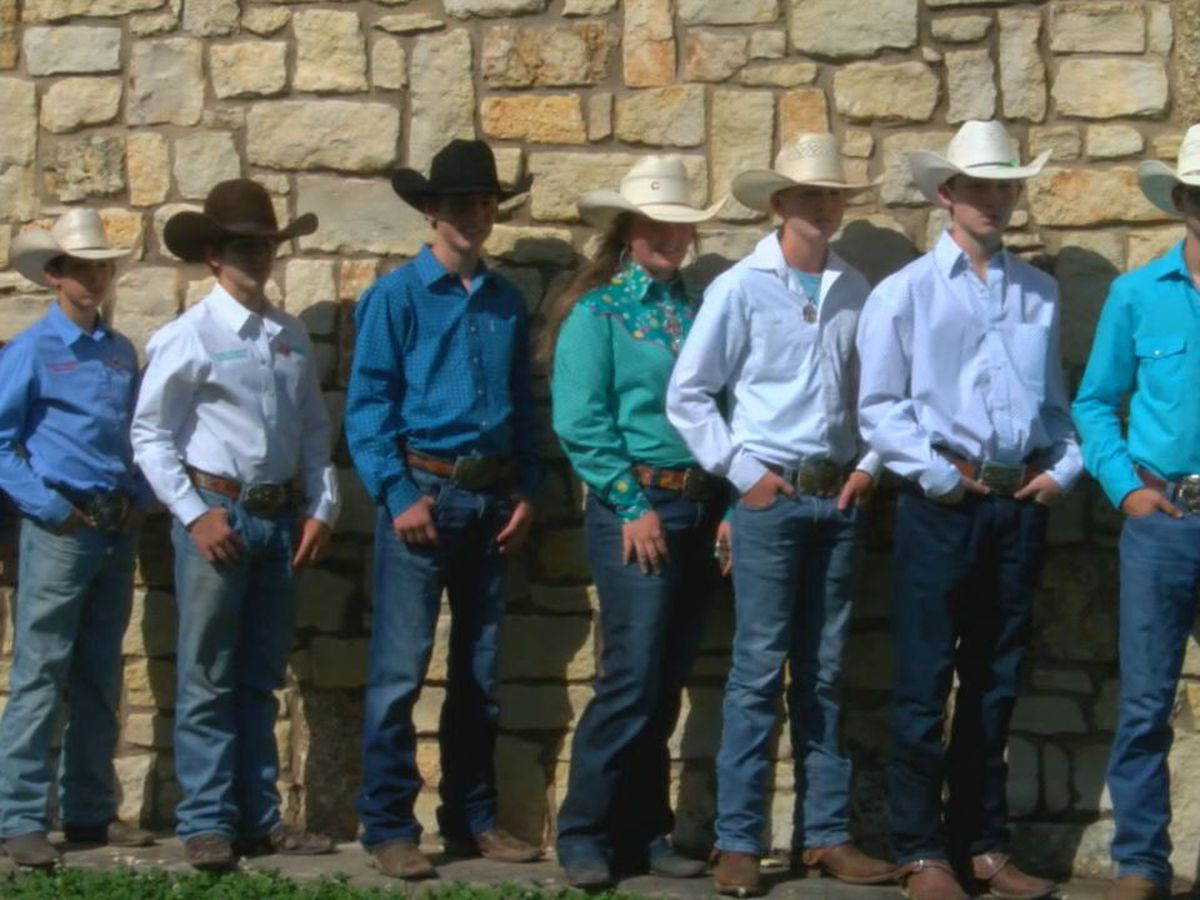 Rodeo athletes preparing for state