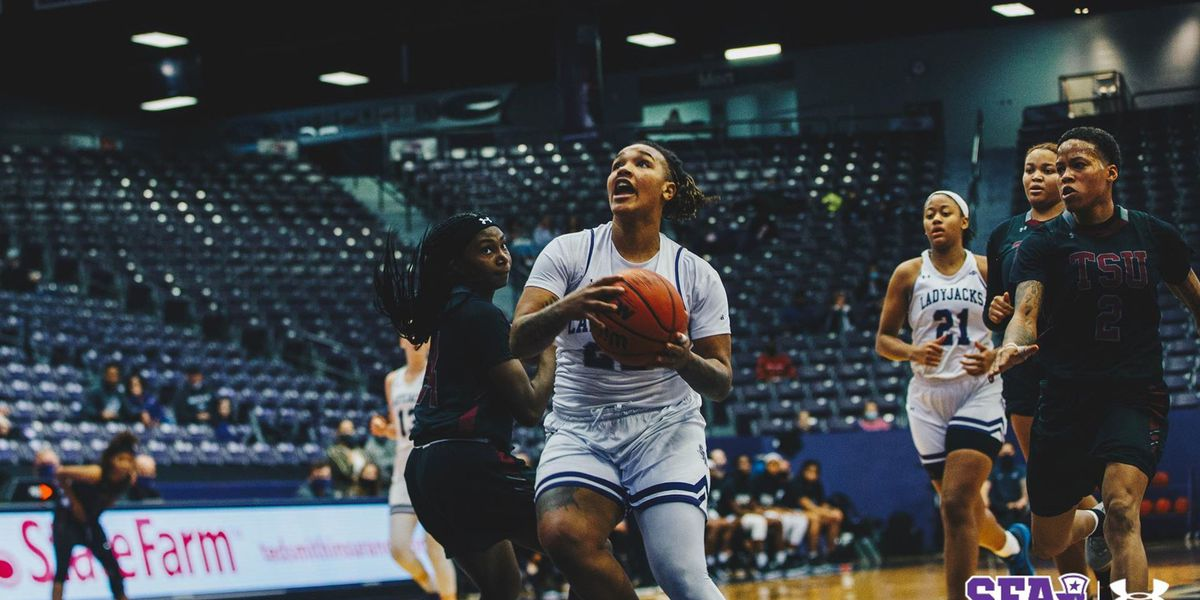 Zya Nugent off to a hot start for the Ladyjacks