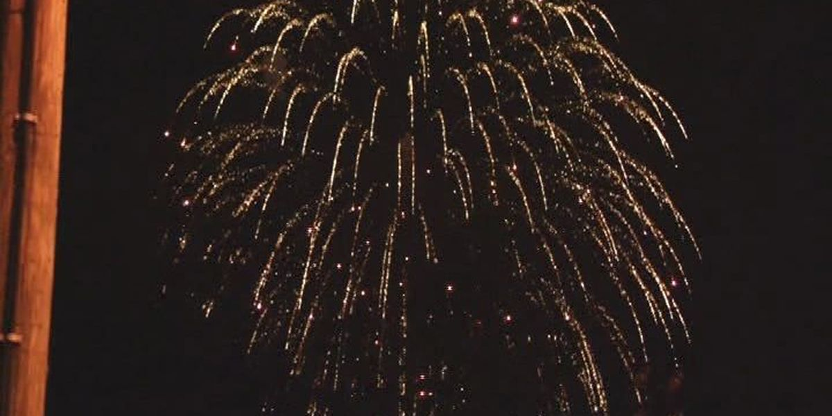 Lufkin's annual firework show ready to deliver excitement