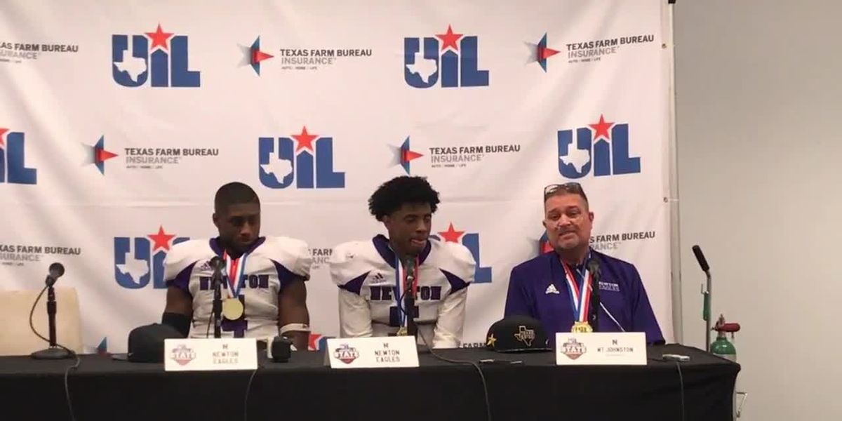 Newton coach talks about what State Championship means for him, team