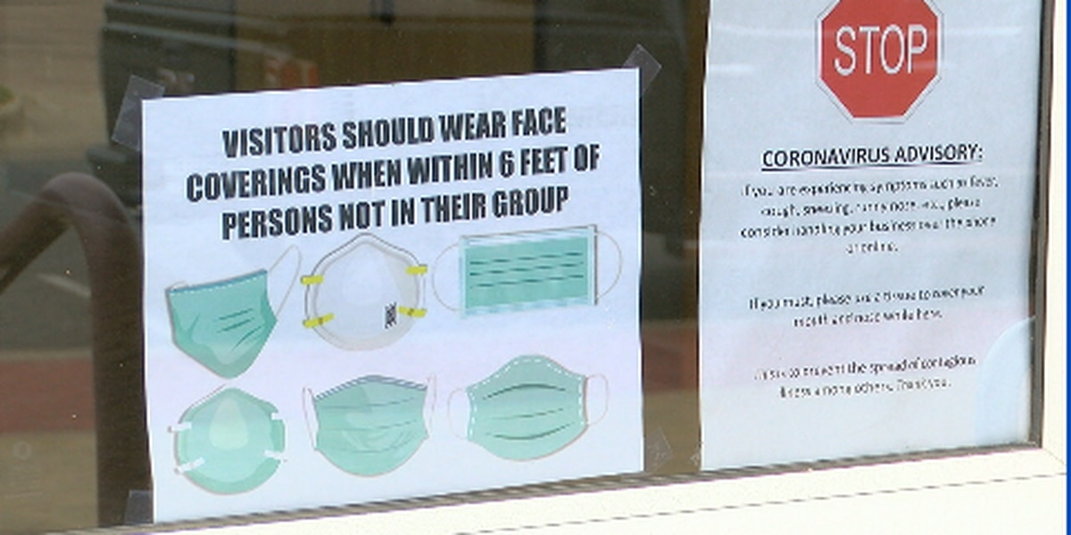 City of Lufkin calls for masks to be worn in public