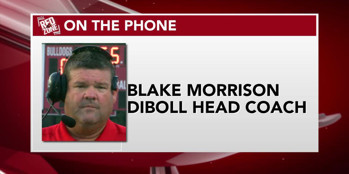 Coach Blake Morrison Phone Interview